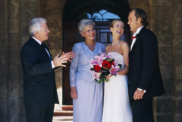 родители жениха