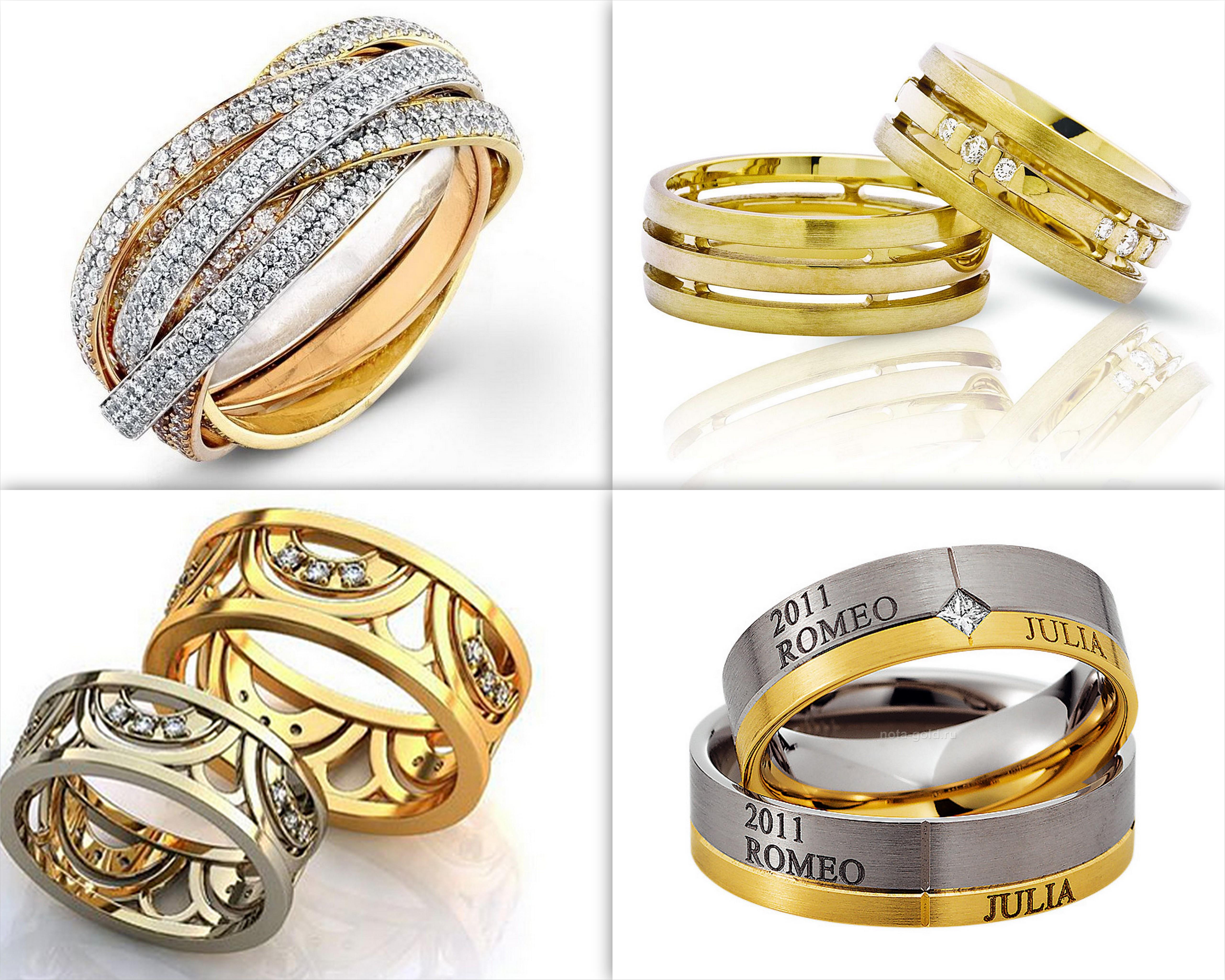 Какие обручальные кольца лучше покупать c2936e67dfa90