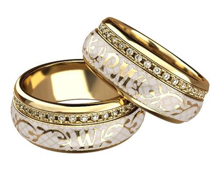 Кольцо упало на свадьбе