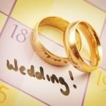 Какие бывают свадьбы: годовщины, подарки, приметы