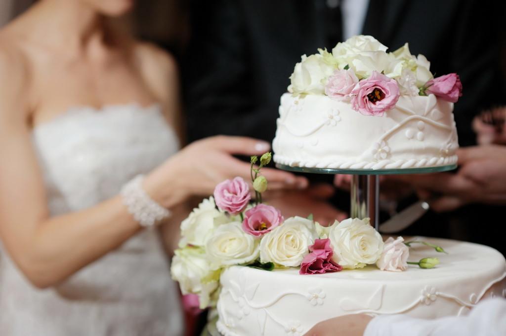 Как рассчитать свадеббный торт