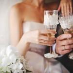Как украсить бокалы на свадьбу своими руками: идеи и рекомендации