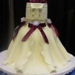 креативный свадебный торт 1