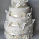 креативный свадебный торт 10