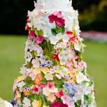 креативный свадебный торт 4