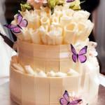 креативный свадебный торт 6