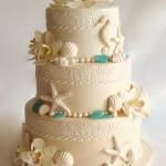 креативный свадебный торт 8