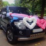 машина на свадьбу 3