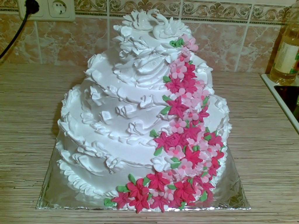 Торт за кг стоит без мастики