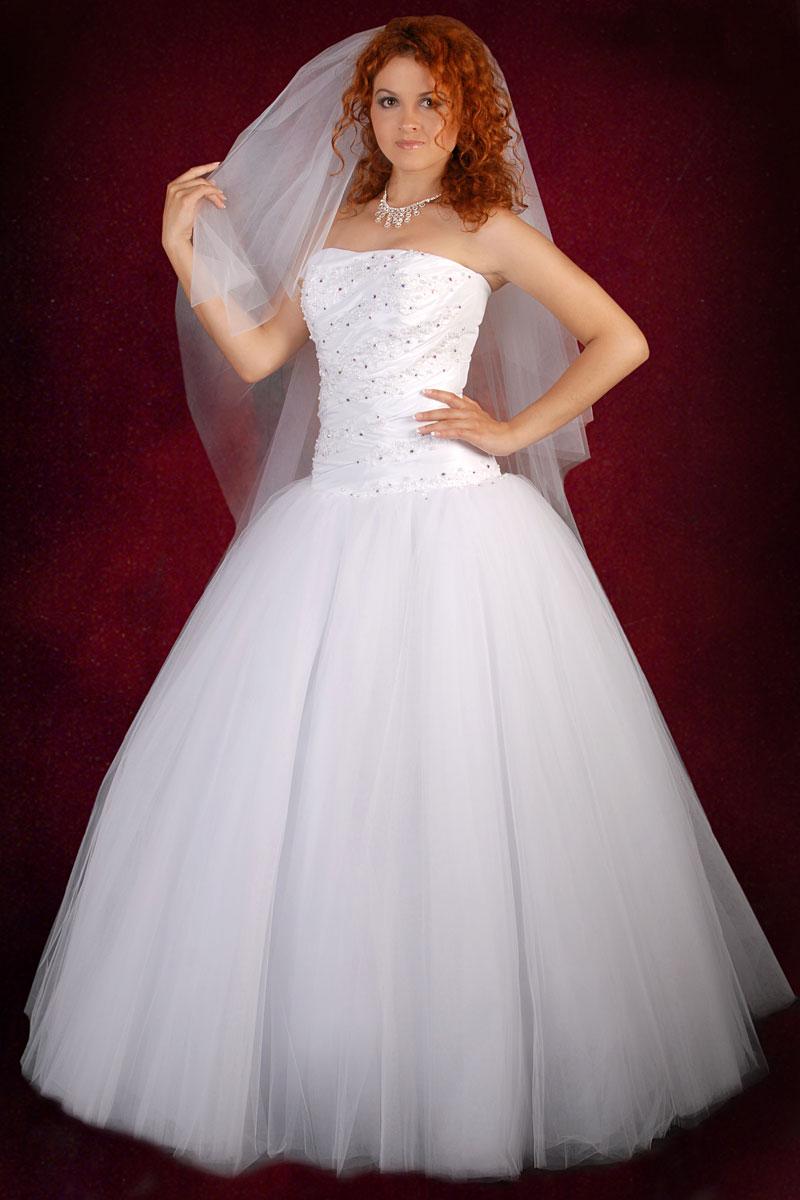 Платья корсетные свадебные