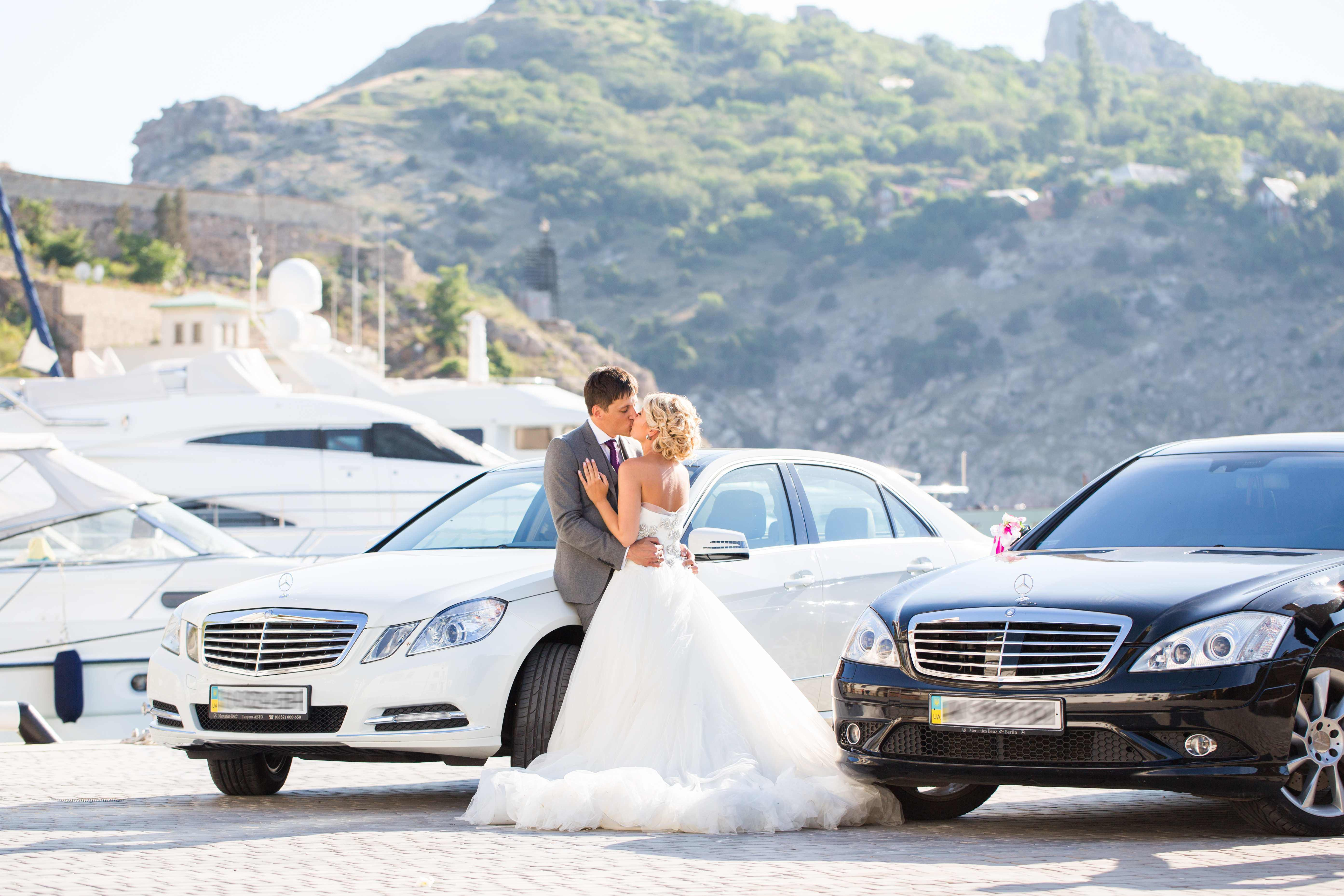 Марка машины на свадьбу