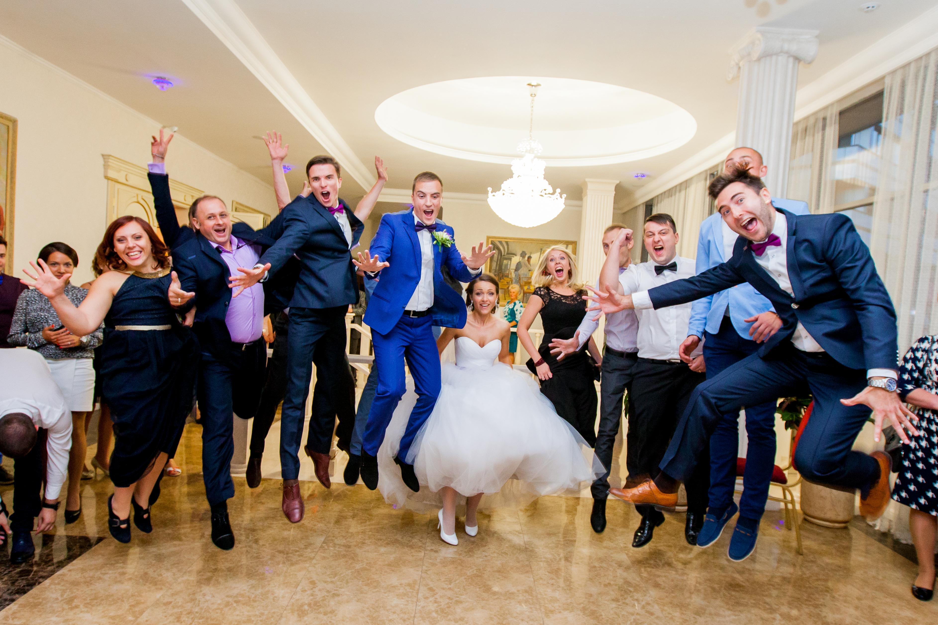 Сценарии по ведению свадьбы без тамады