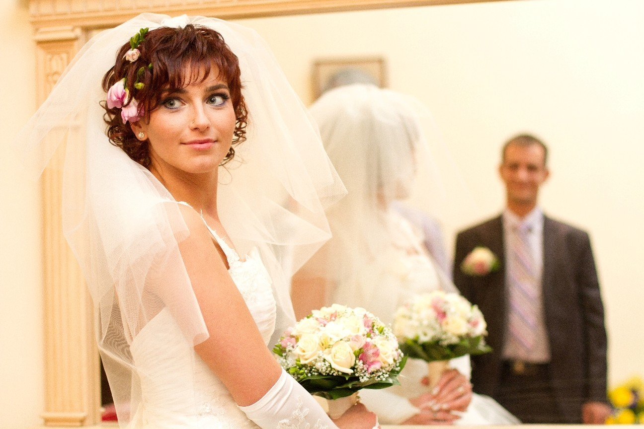 Фото девушек со свадьбы с дружкой 29 фотография