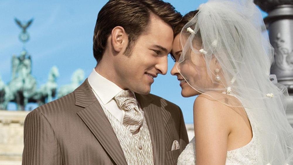 как подобрать костюм для жениха