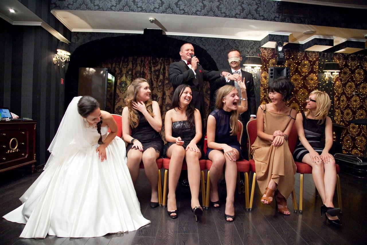 Конкурс на свадьбу для гостей