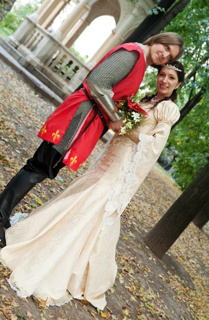 костюм жениха средневековый