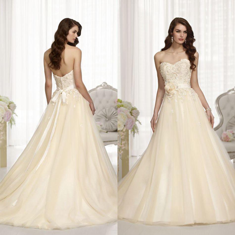 На руси цвет свадебного платья
