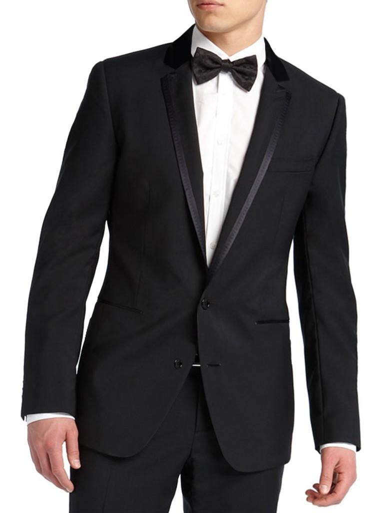 свадебный костюм смокинг