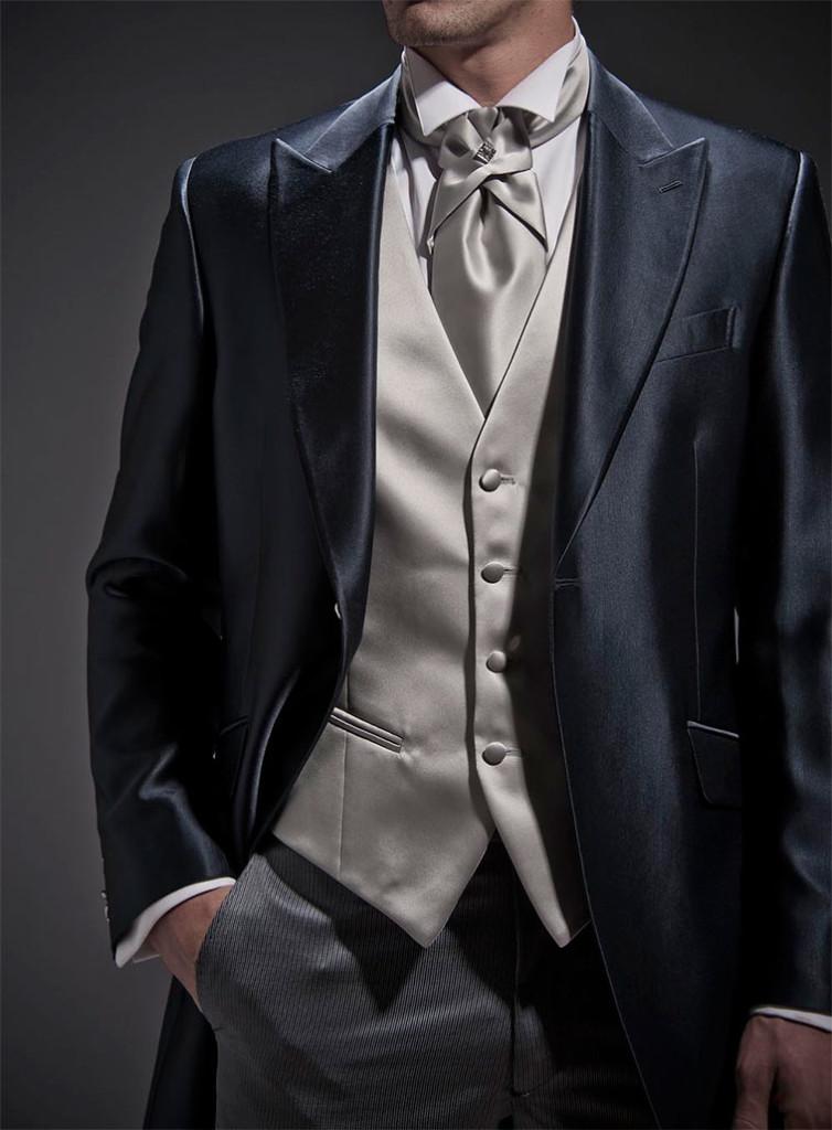 свадебный костюм фрак