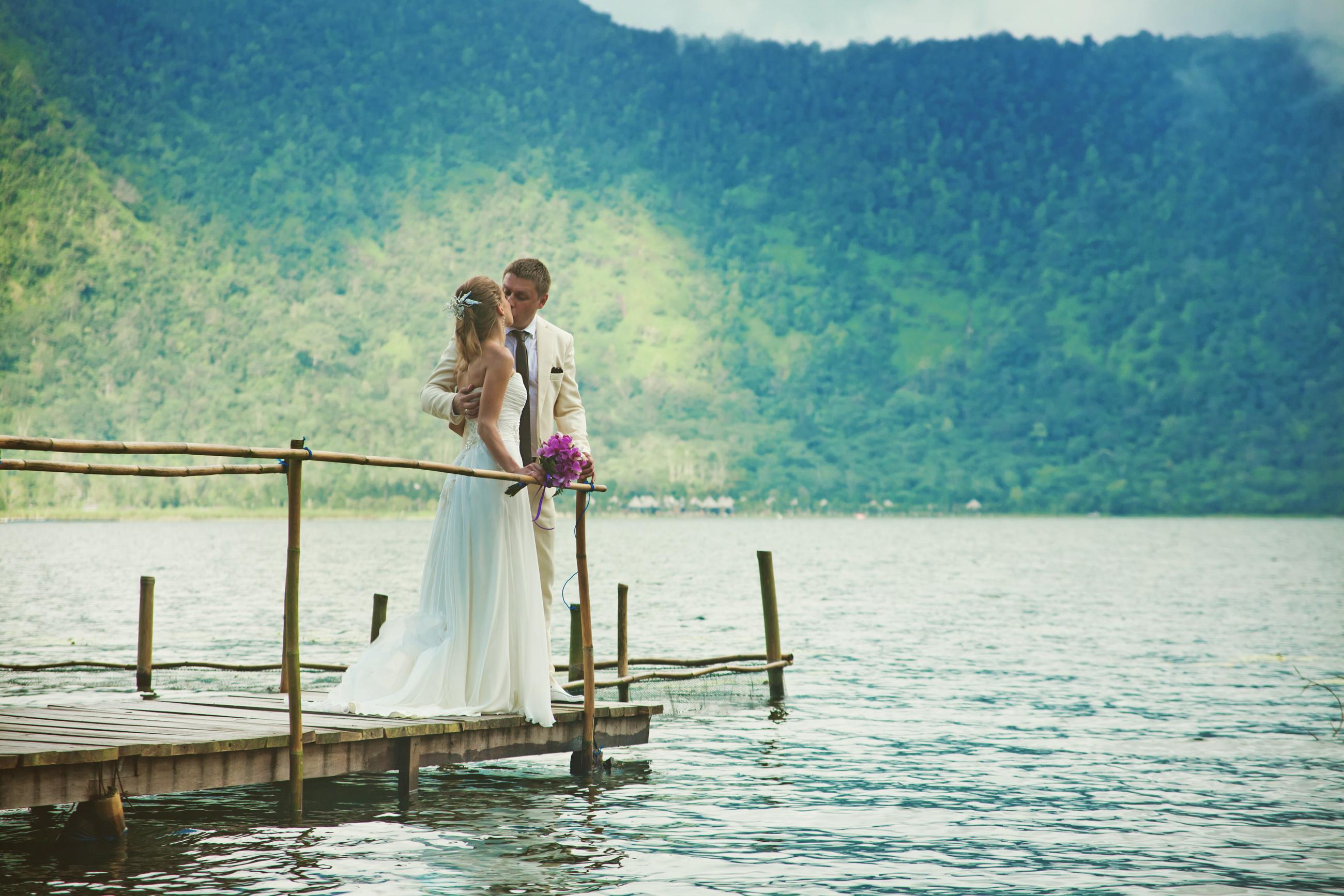 Где провести свадебное путешествие в сентябре