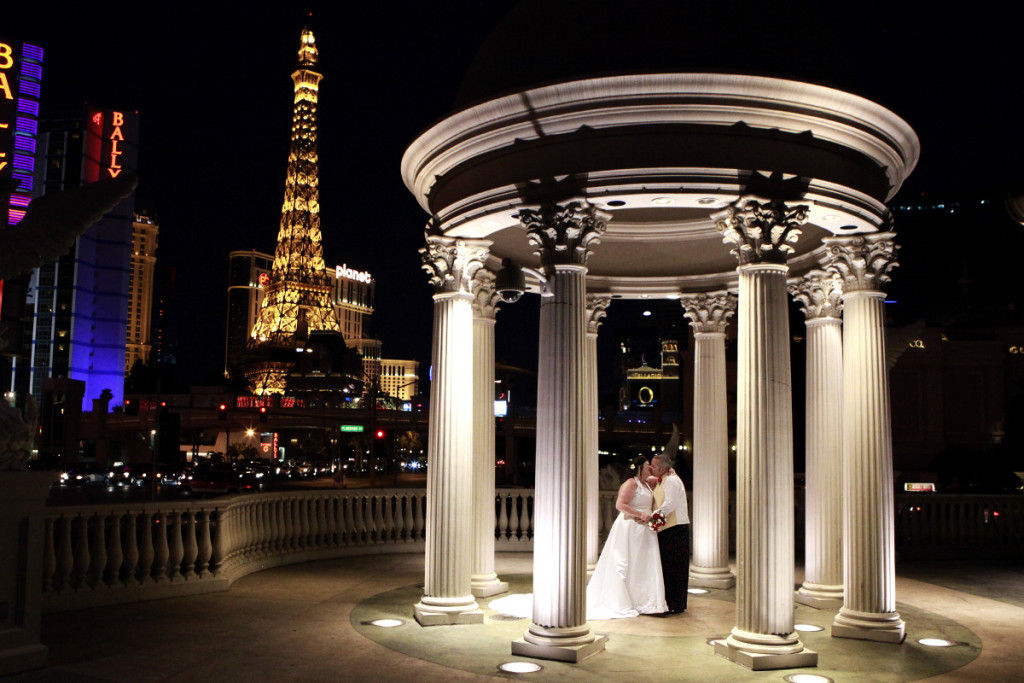 Свадьба в лас вегасе