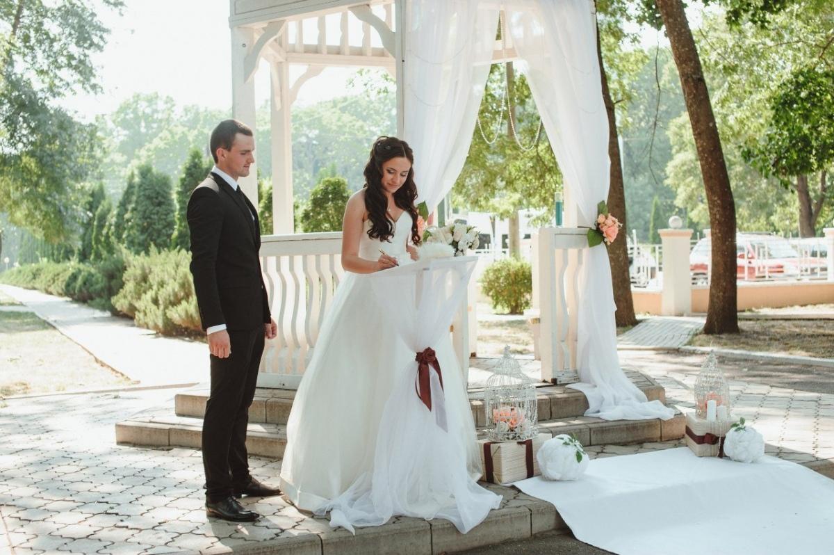 Как красиво провести свадьбу