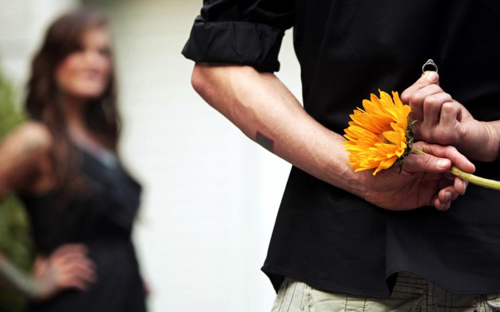 как провести помолвку