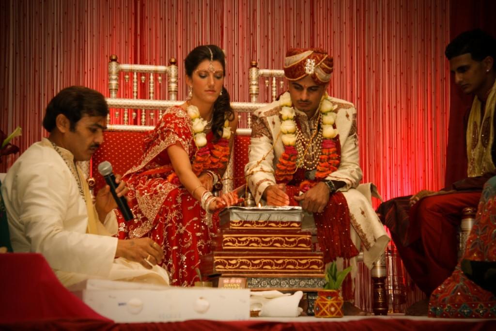 свадба в индийском стиле