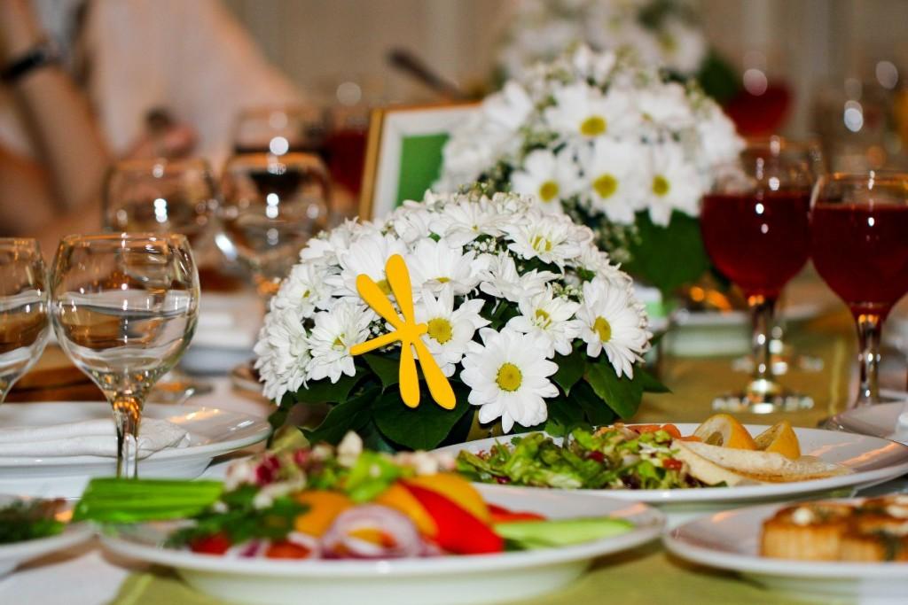 свадебное меню на 1 человека