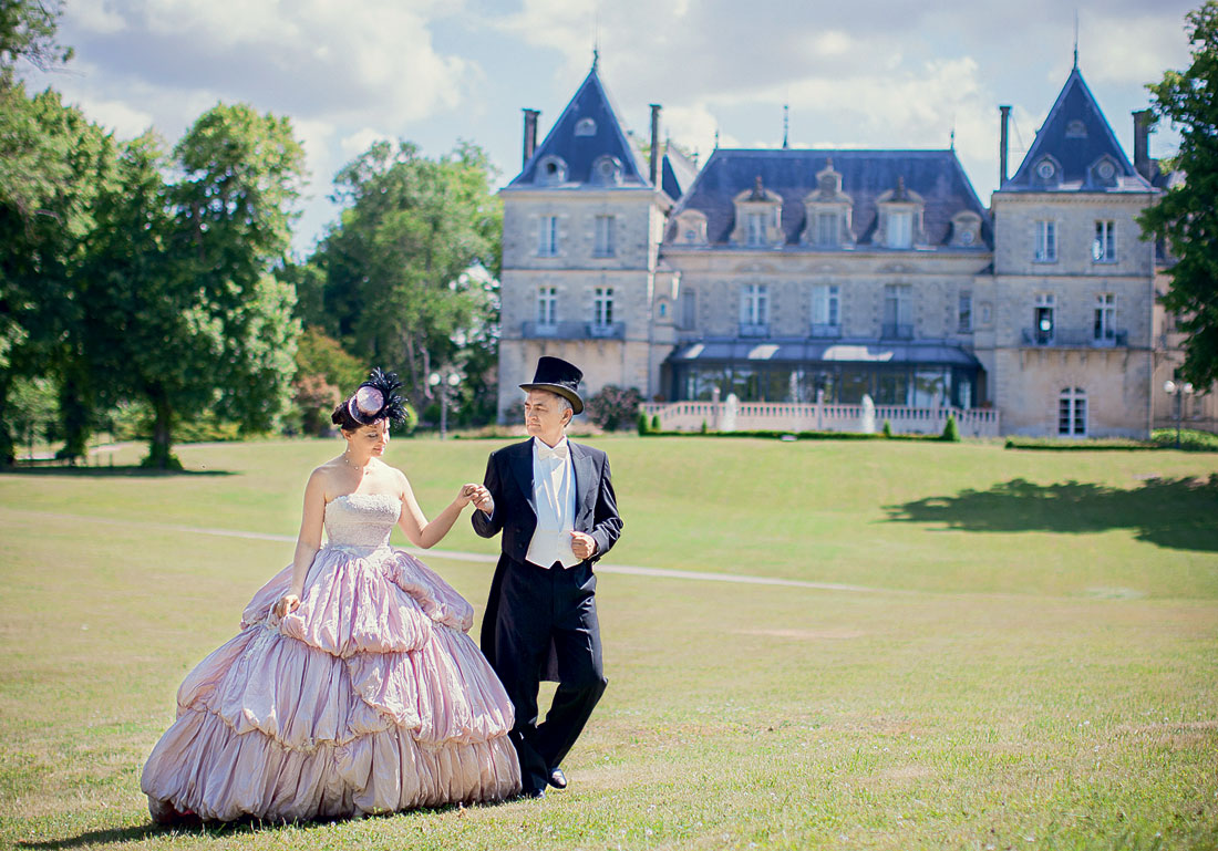 Свадьба в французском стиле это