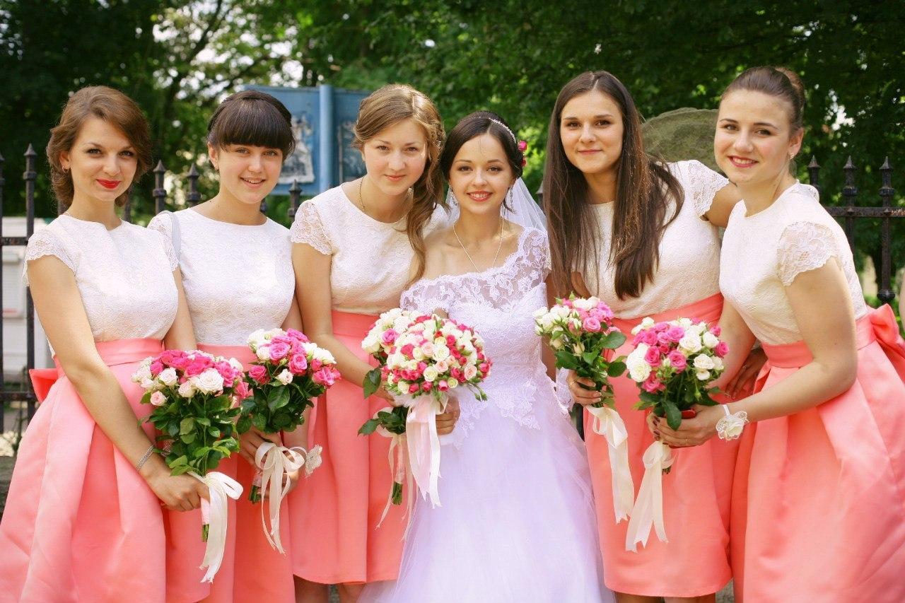 В каком цвете делать свадьбу