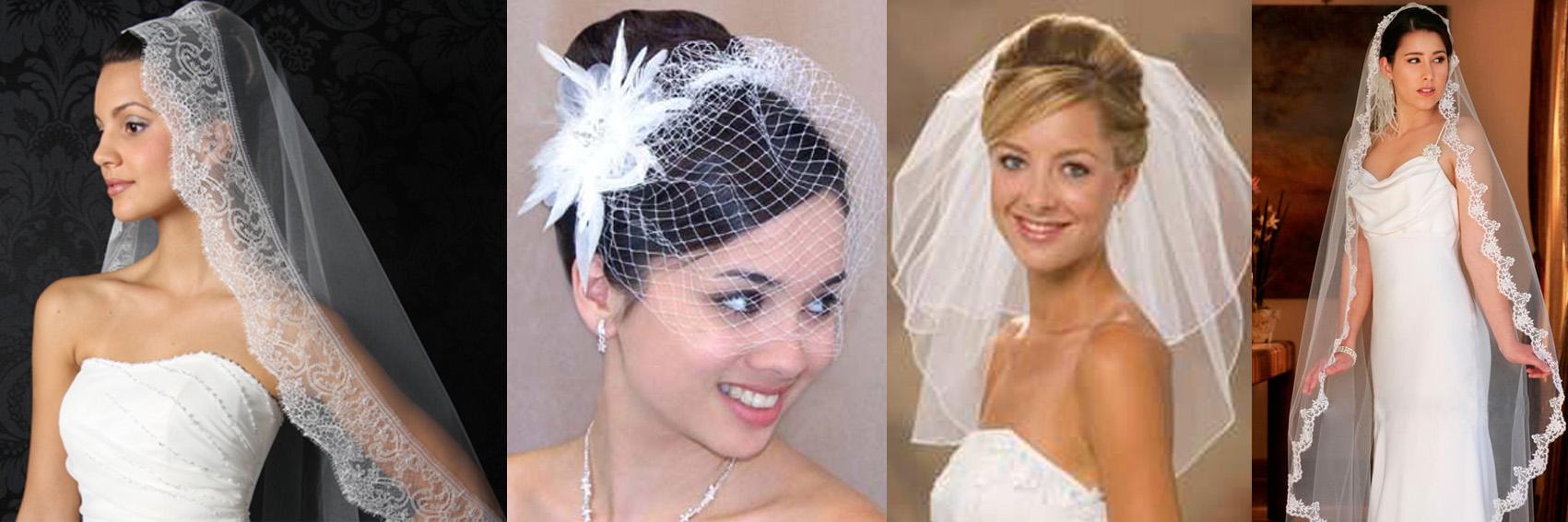 Фату для невесты своими руками 138