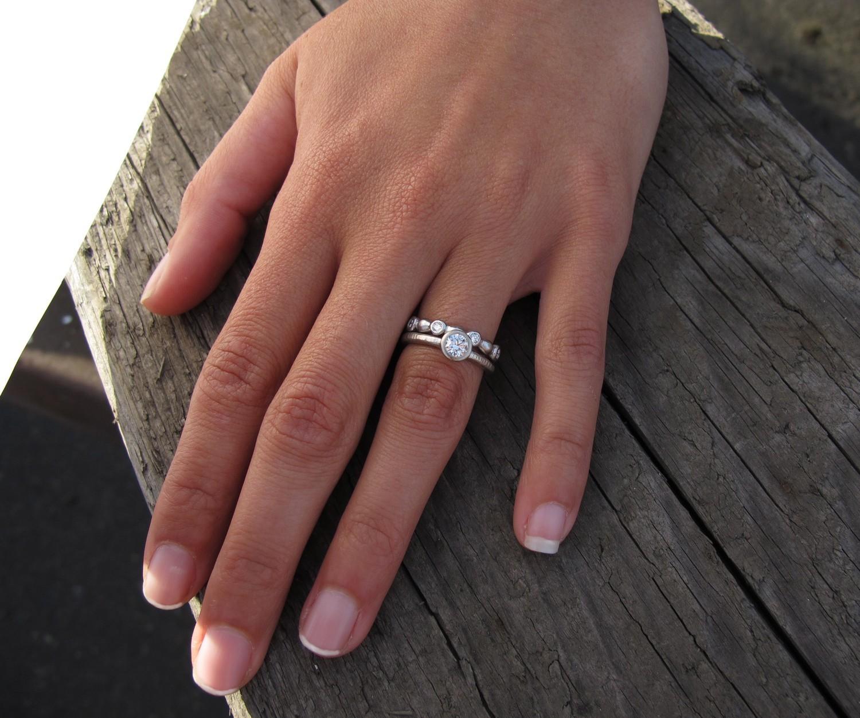 фото кольцо на помолвку