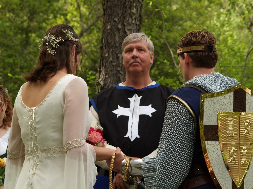 Ctv medieval wedding