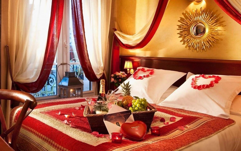 Как своими руками украсить комнату для романтического вечера