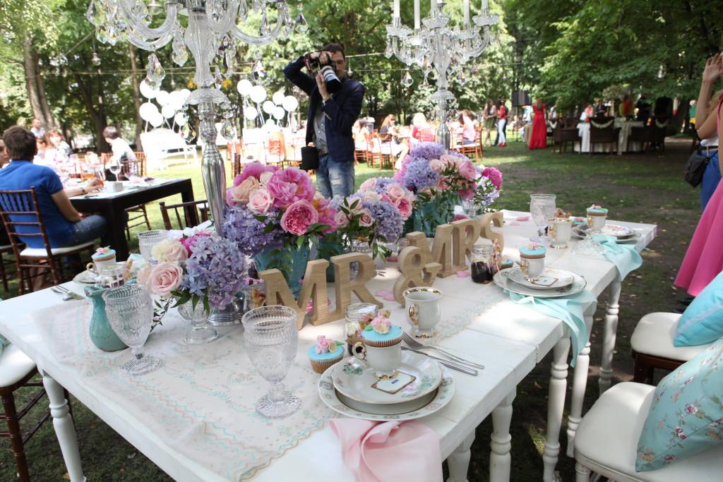 Свадьба дома своими руками 42
