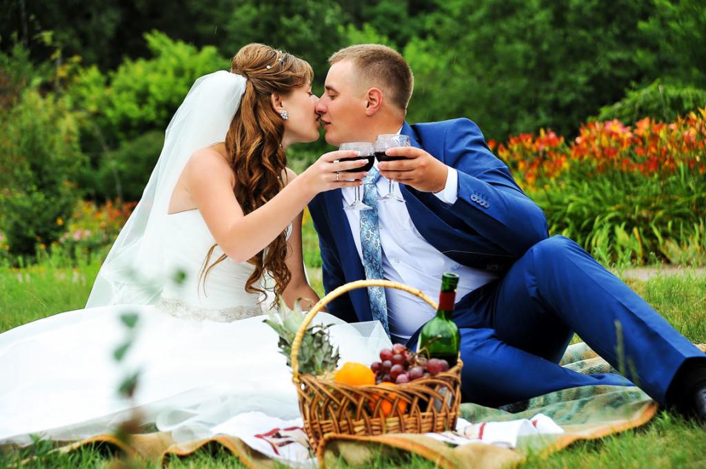 свадебный-пикник
