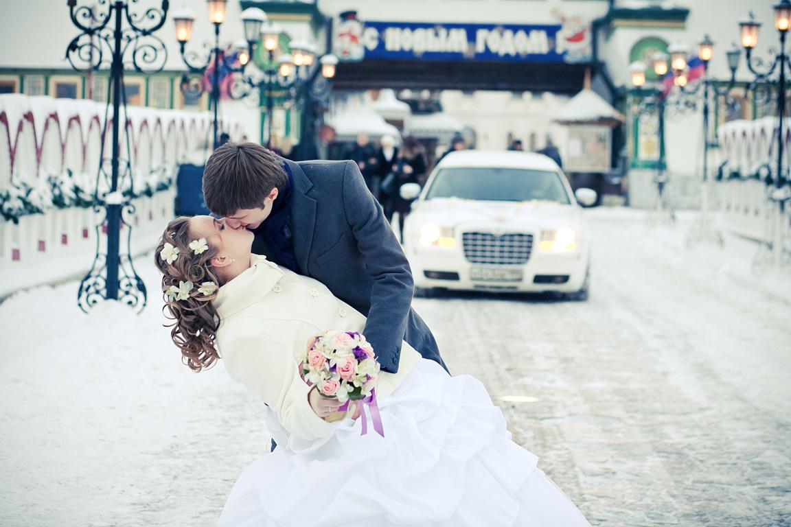 Где погулять в москве на свадьбе