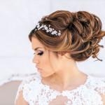 Красивые свадебные прически