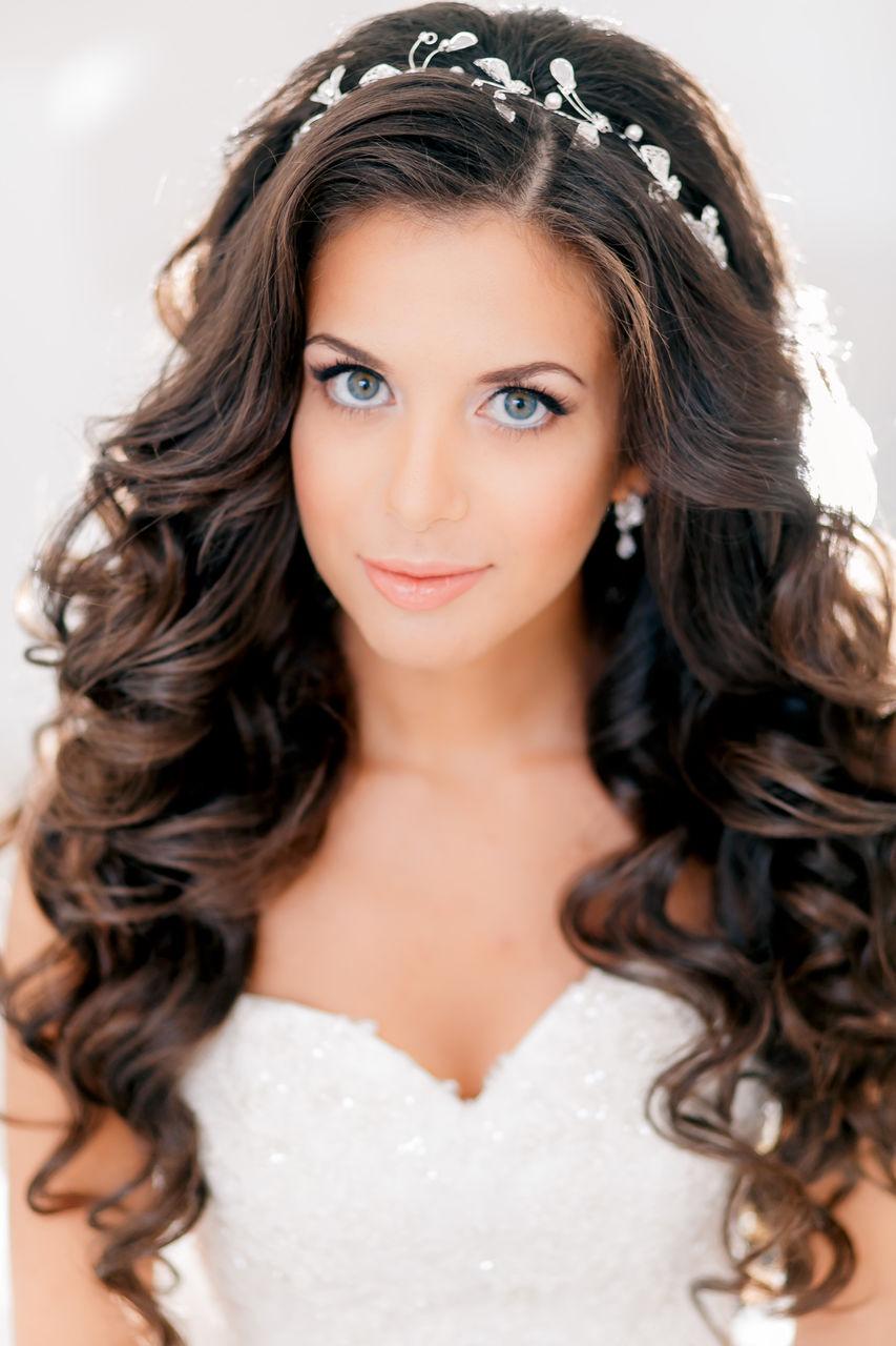 Прически на нарощенные волосы свадебные фото