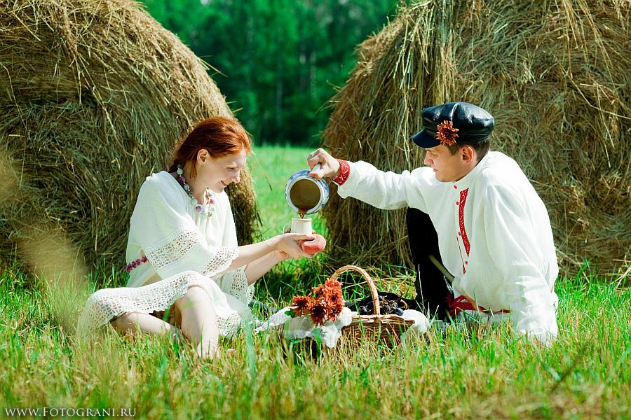 свадьба по русски