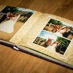 Свадебная фотокнига: стилистика и офомление